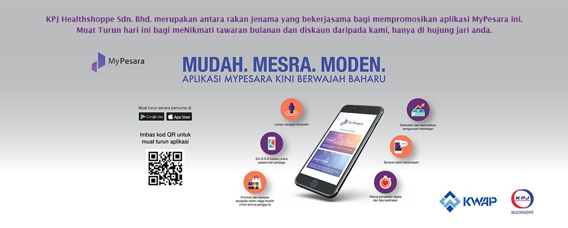 MyPesara App