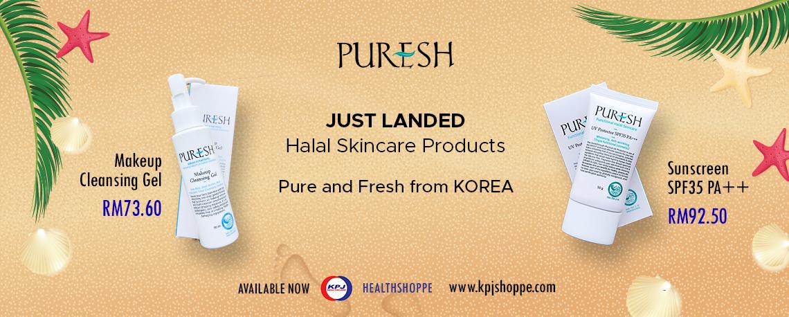 Puresh Skincare